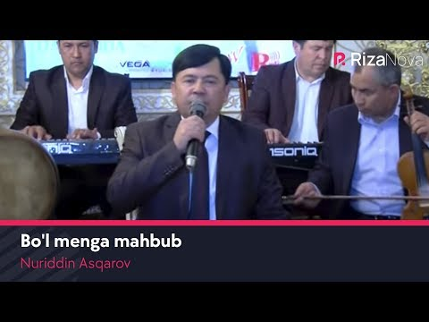 Nuriddin Asqarov - Bo'l Menga Mahbub Jonli Ijro