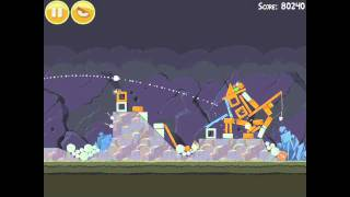 Video Angry Birds 17-3 Mine & Dine 3 Star Walkthrough download MP3, 3GP, MP4, WEBM, AVI, FLV Juli 2018