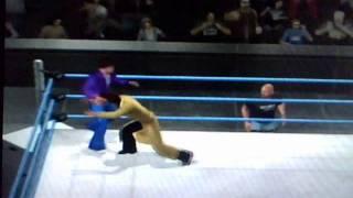 WWE HulCAWmania: Rick Astley VS Justin Bieber