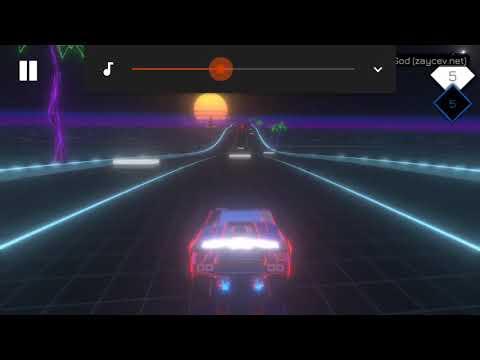 Music Racer Eminem - Rap god