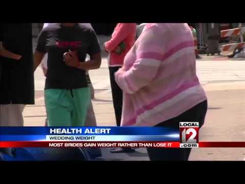 Health Alert: Wedding Weight