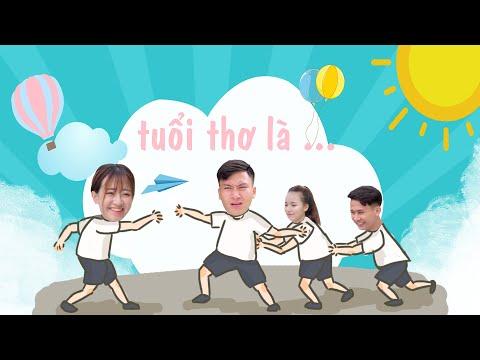 Xem phim Tuổi thơ dữ dội - TUỔI THƠ TÔI   Hai Anh Em - TẬP 7 FULL   Phim Hài Học Sinh Hay Nhất Gãy TV