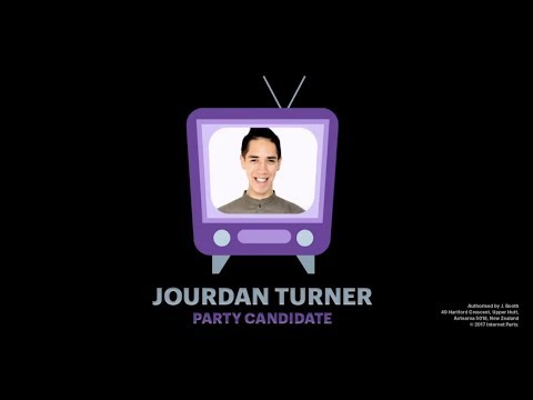 Suzie Dawson Interviews Jourdan Turner, Candidate #8