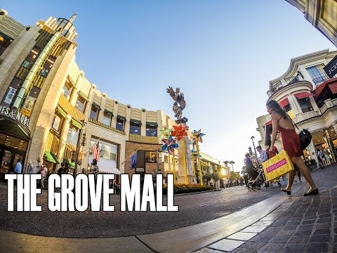 Los Angeles: The Grove Mall