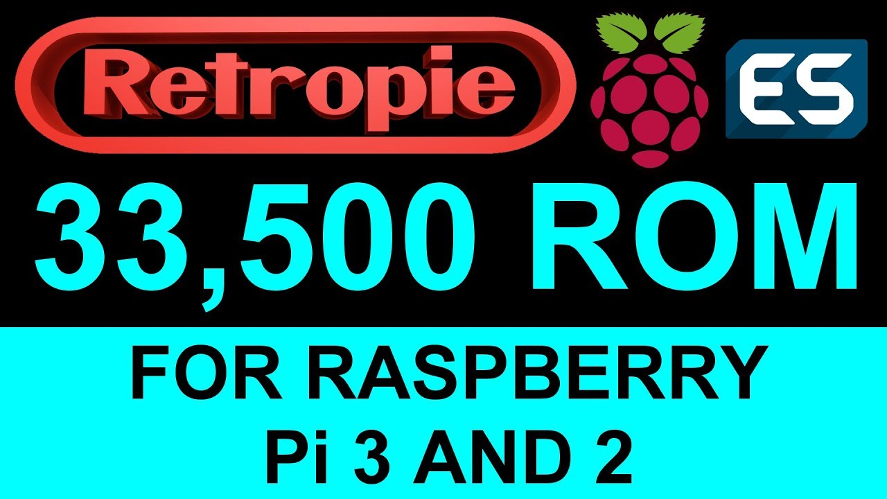 Download rom sets for retropie | RetroPie step by step beginners