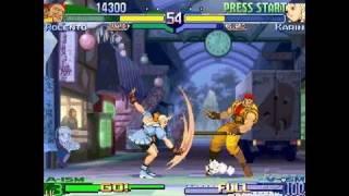 Street Fighter Alpha Anthology PlayStation 2 Trailer -