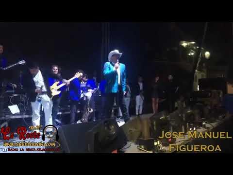 Jose Manuel Figueroa En Feria Acambay