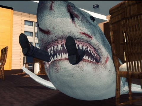 Sharknado 2: Sharkphoon - official NMA trailer parody