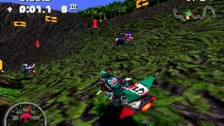 Jet Moto 2 (PSX) Gameplay