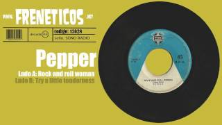 Pepper - Rock and roll woman