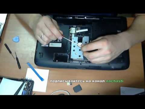 как разобрать ноутбук Acer Aspire 5738ZG How To Take Apart A Laptop Notebook Acer 5738ZG