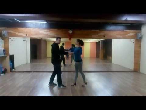 Gosu Dancers - LA Salsa - Tango Figure
