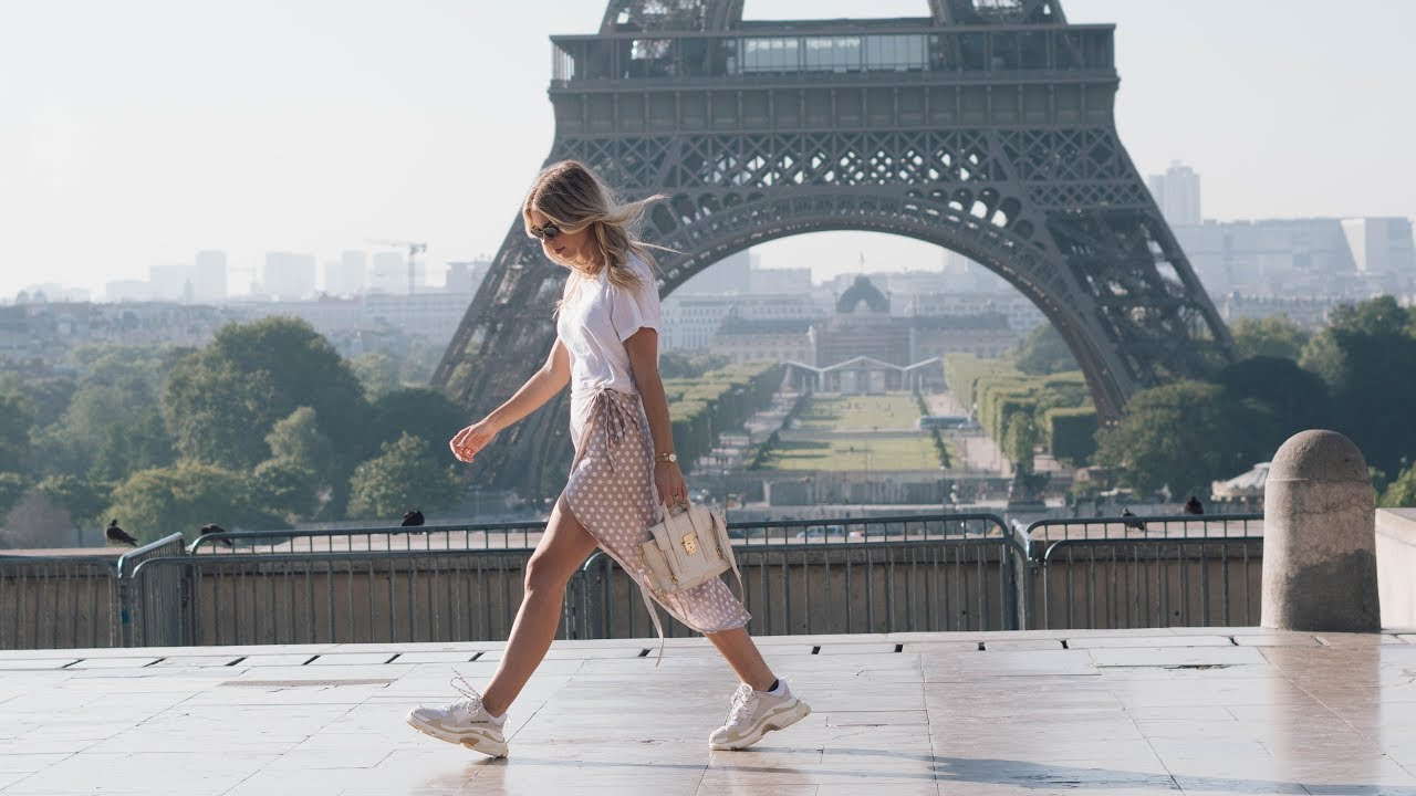 Outfits of the Week: What I Wore in Paris in the Summer 5