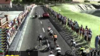 Pro Cycling Manager 2015 Official HD Le Tour de France 2015 gameplay - PC