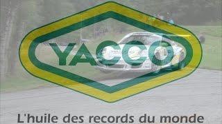Rallye Mont-Blanc 2015 ( Team YACCO )
