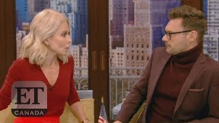Kelly Ripa Addresses Ryan Seacrest Allegations