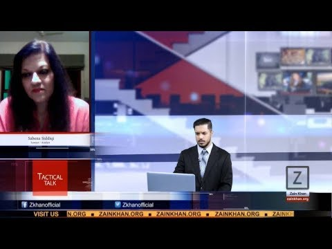 Reconnecting Central Asia | Zain Khan & Sabena Siddiqi | Tactical Talk
