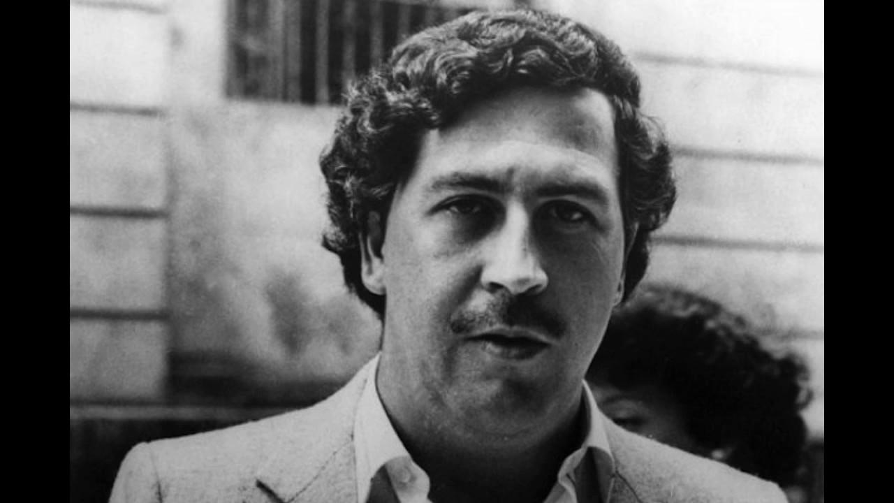 PABLO ESCOBAR - DIBUJANDO A PABLO ESCOBAR - YouTube  |Pablo Escobar