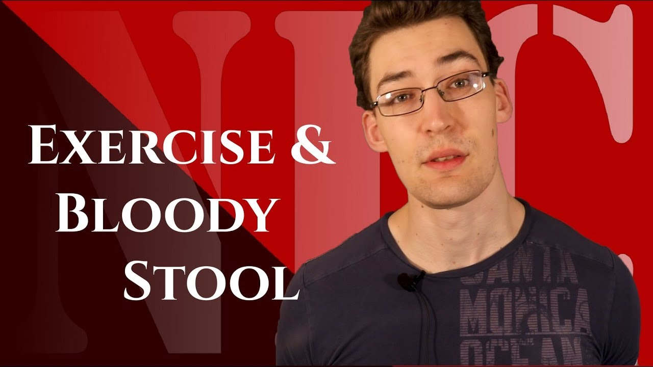 NIC: Pooping Blood & Intense Exercise #Gastroenterology