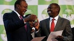 Kenia: Präsident Uhuru Kenyatta hat die Wahl gewonnen