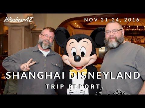 Shanghai Disneyland (trip report)