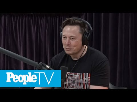 Elon Musk On How To Pronounce Son X Æ A-12's Name, Says Grimes 'Mostly Came Up' With Idea | PeopleTV