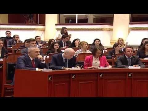 9 May Europe Day 2014 - Model European Union Albania 2014
