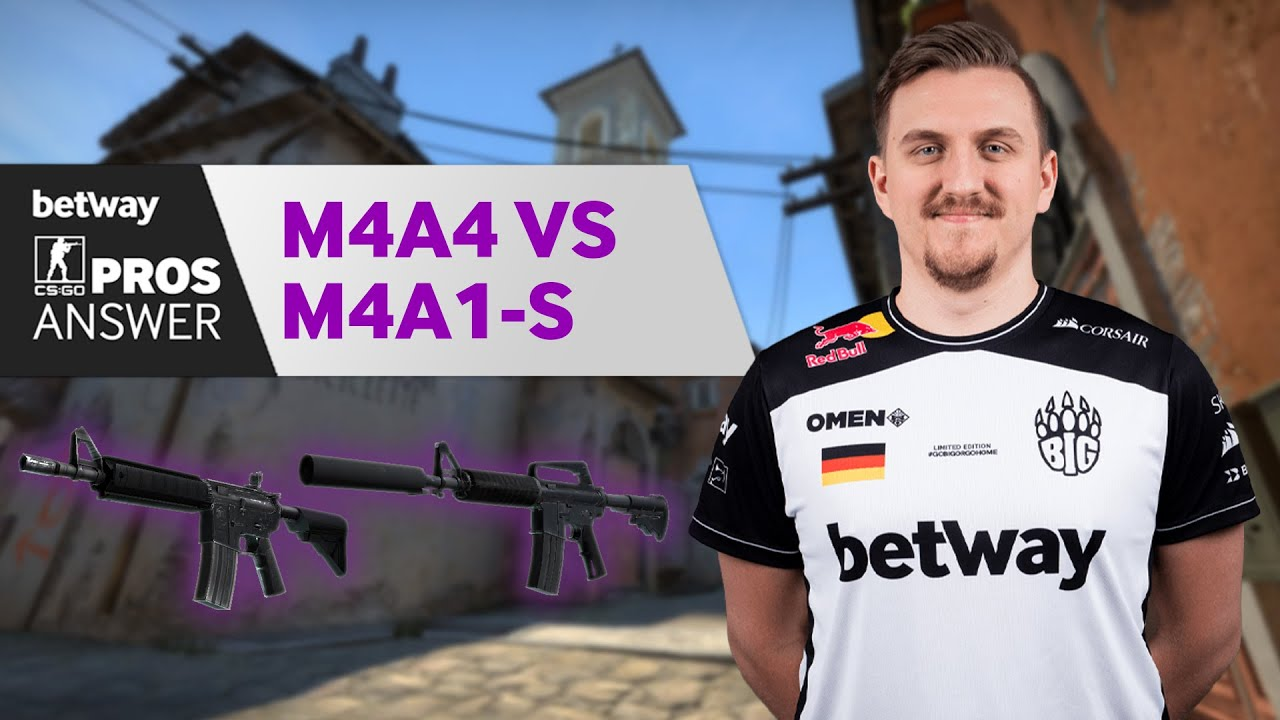 CSGO M4A1-S   Printstream - Skin showcase and gameplay all floats/wear [4K60FPS]