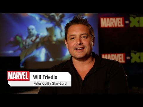 Will Friedle   Marvel's Guardians of the Galaxy