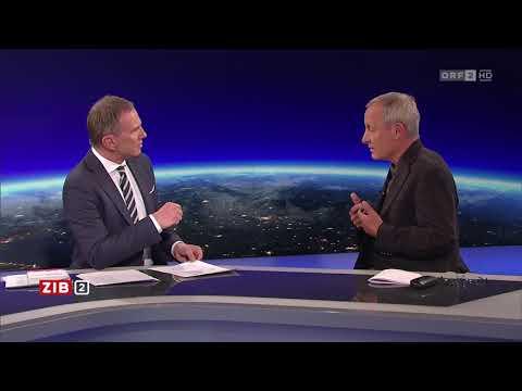 Peter Pilz in der ZIB2, 18.09.2017