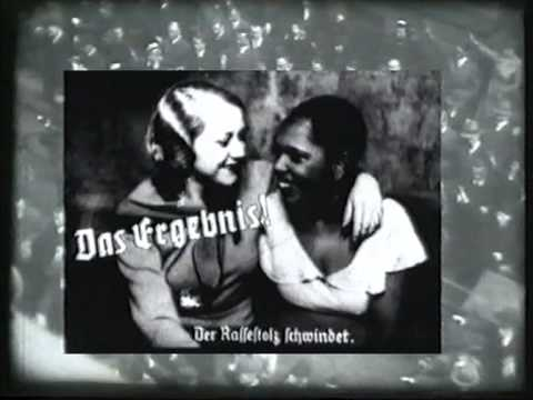Blacks Africans in NAZI Germany around 1930 - Part 1