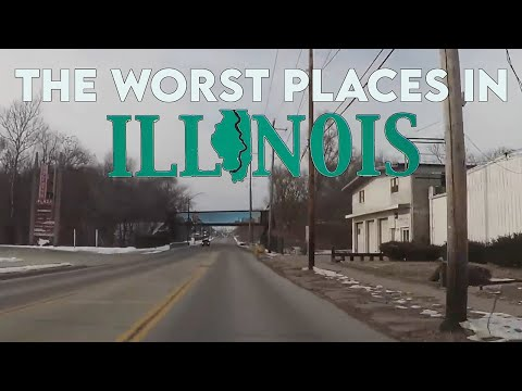 10 Places in ILLINOIS You Should NEVER Move To