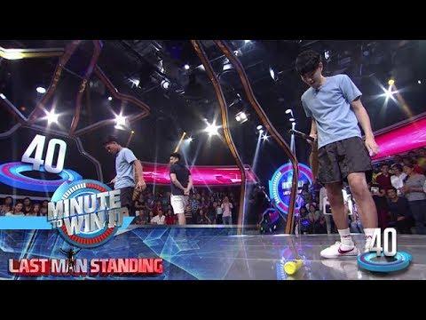 Ma-Boteng Usapan | Minute To Win It - Last Man Standing