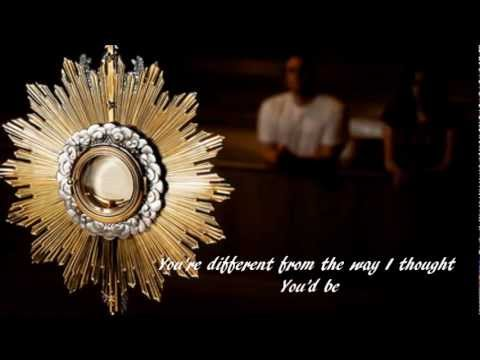 Where I Land (Eucharistic Adoration)