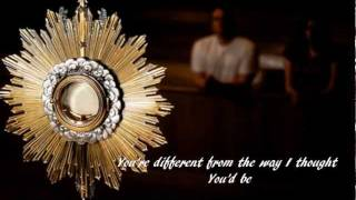 Where I Land (Eucharistic Adoration)