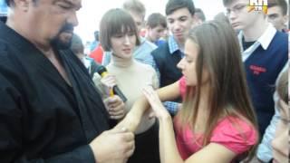 Стивен Сигал мастер-класс от гуру айкидо