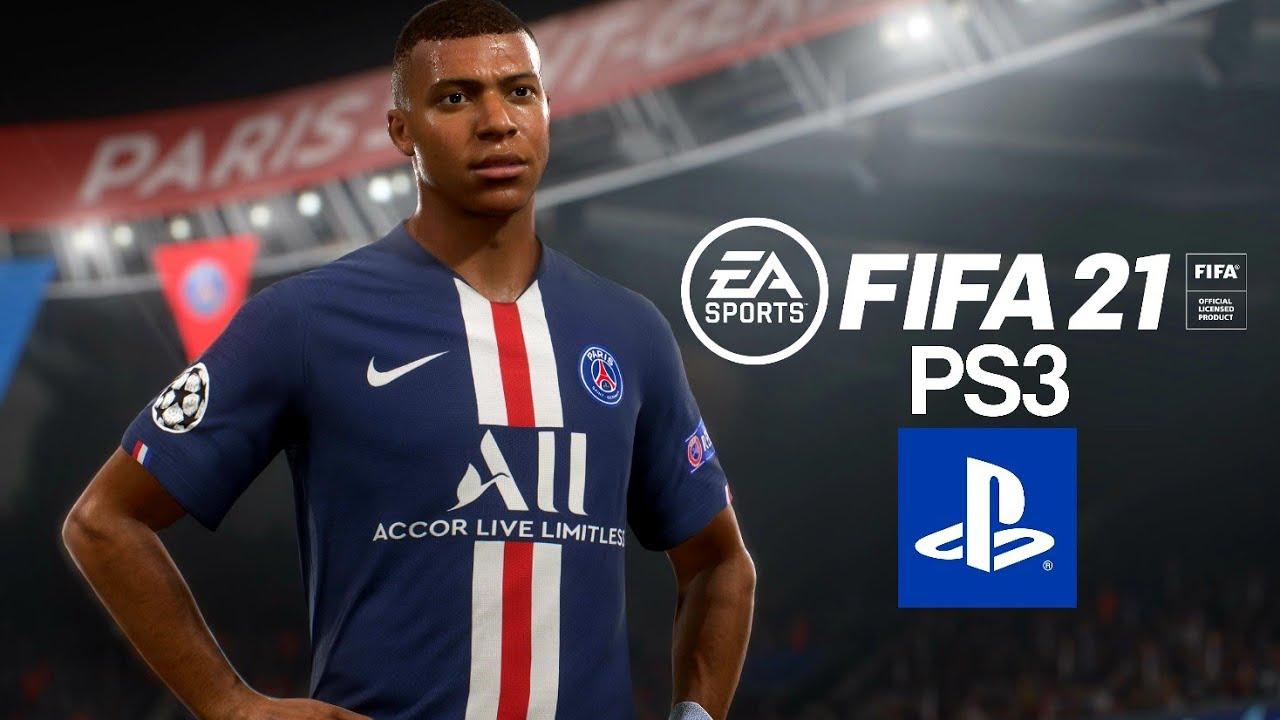FIFA 21 PS3