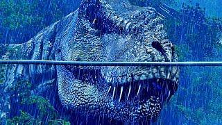 Je dois échapper au T-rex de la scène de Jurassic Park ! ▻Le Jeu : ...