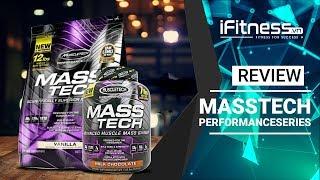 Review Mass Tech - Sữa tăng cân tăng cơ đẳng cấp của MuscleTech