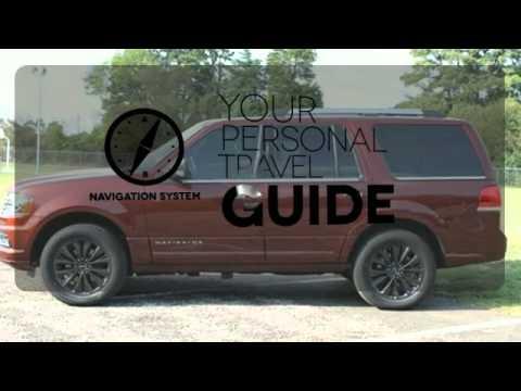 2015 Lincoln Navigator Mt Pleasant Tx Greenville Tx 3699