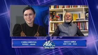 Trump no anuncia la intervención - Aló Buenas Noches EVTV - 01/27/20 Seg 1