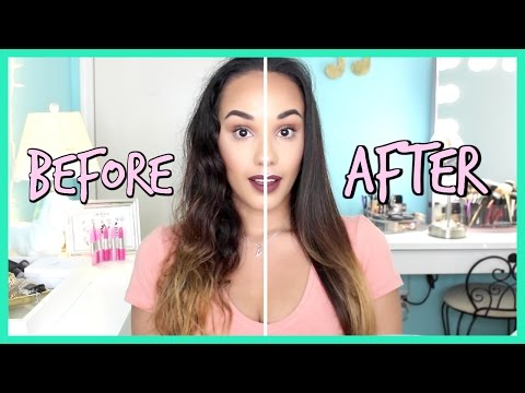 How to Blow Dry Frizzy Hair | Blowout/Blow Dry Routine | Blush Diaries