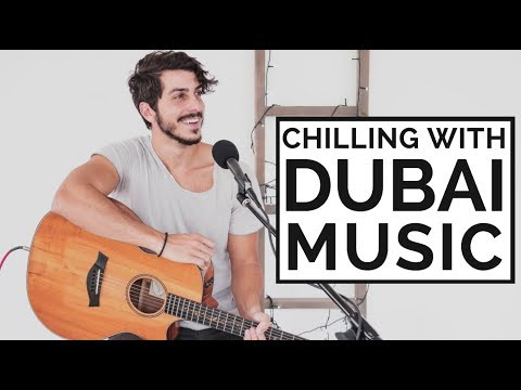 CHILLING WITH DUBAI MUSIC // VLOG 1