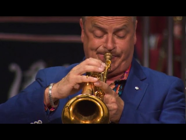 Going Home (Kevin Larsson) - Jens Lindemann & the Canadian Staff Band