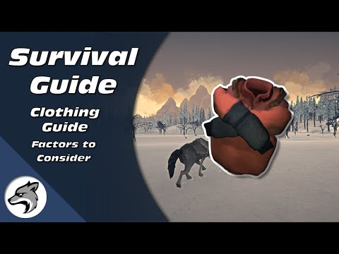 Clothing Guide | How To Survive The Long Dark