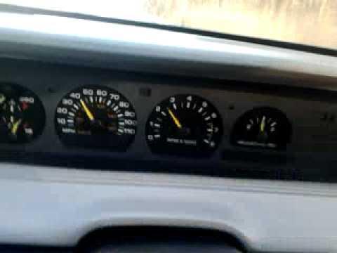 0-60 in 1992 chevy lumina Z-35 w/ 5-speed