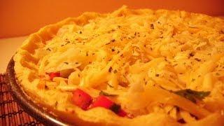 Taco Pie Bake.