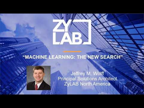 Power Demo - Machine Learning: The New Search