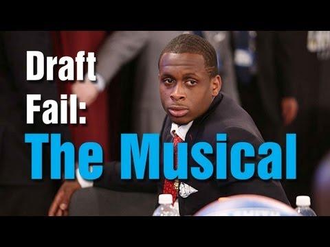 Geno Smith Draft Fail: The Musical