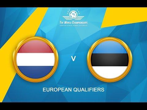 CS:GO - Netherlands vs. Estonia[Cache] - The World Championships 2016